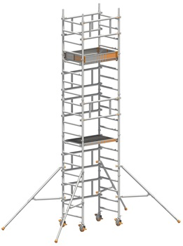 Layher Solotower 6.15m